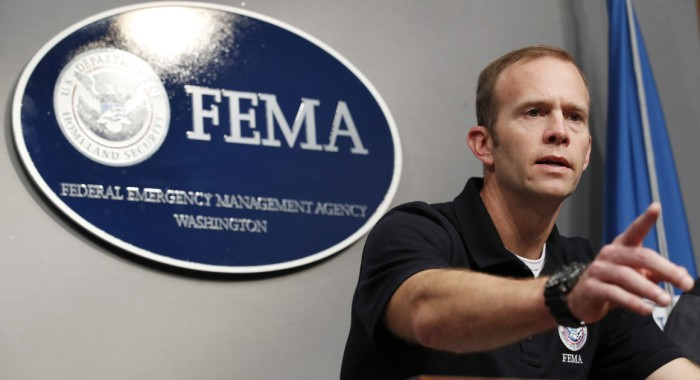 FEMA DIRECTOR: 'WE FILTERED OUT' SAN JUAN MAYOR 'A LONG TIME AGO'