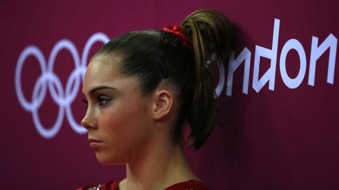 OLYMPIAN MCKAYLA MARONEY ACCUSES TEAM DOCTOR OF SEXUAL ABUSE
