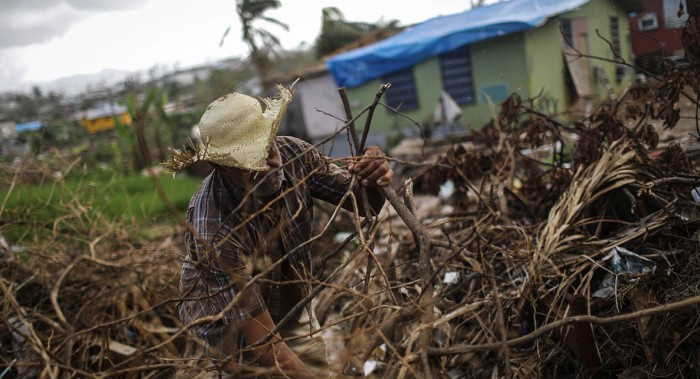 WHITE HOUSE SEEKS $4.9B TO SHORE UP PUERTO RICO FINANCES