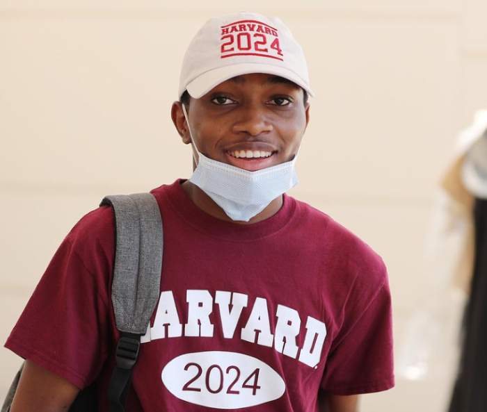 EVANS HIGH SCHOOL SENIOR: FROM JAMAICA TO PINE HILLS TO HARVARD