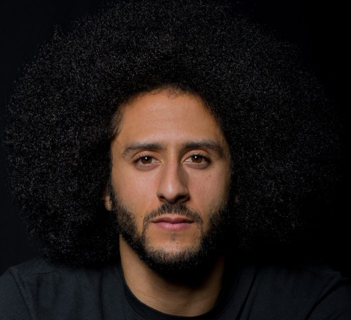COLIN KAEPERNICK OFFERS TO PAY FOR LAWYERS OF MINNEAPOLISPROTESTERS