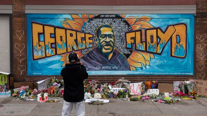 THE AFTERMATH OF GEORGE FLOYD'S DEATH: EVERYTHING YOU NEED TOKNOW