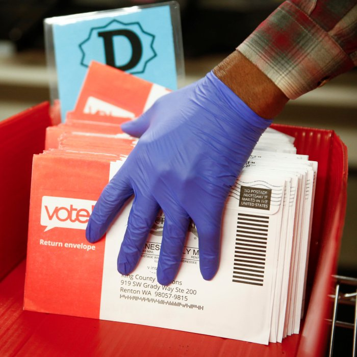 WHAT YOU NEED TO KNOW ABOUTVOTE-BY-MAIL