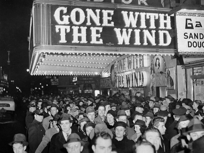HBO MAX REMOVES 'GONE WITH THE WIND'