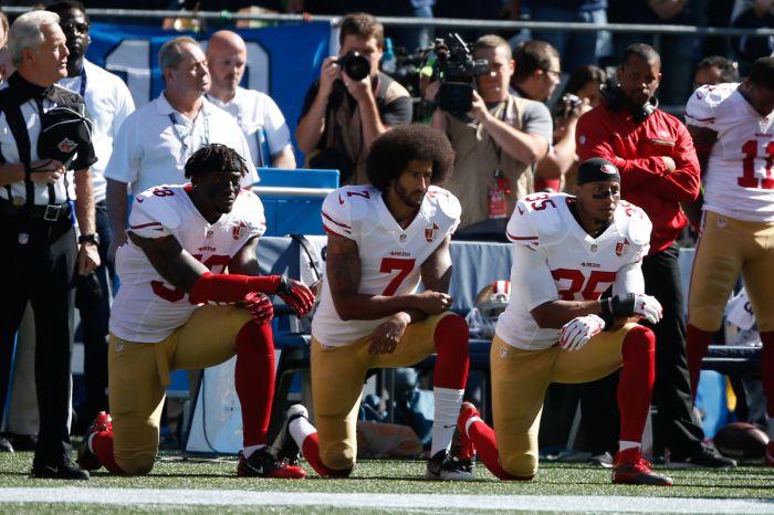 FORMER NFL EXEC: KAEPERNICK WAS 'BAD FORBUSINESS'