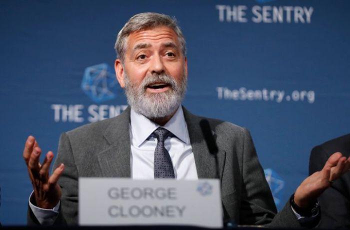 GEORGE CLOONEY ONRACISM