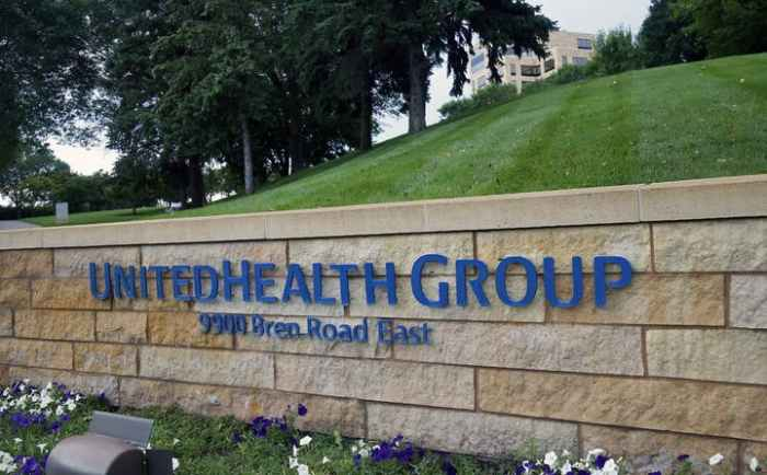 UNITEDHEALTH TO DONATE $10M TO GEORGE FLOYD FAMILY, REBUILDING CAUSES