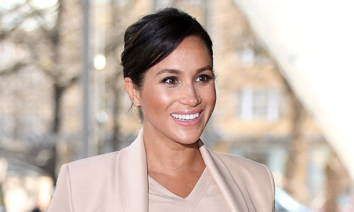 MEGHAN MARKLE SPEAKS OUT