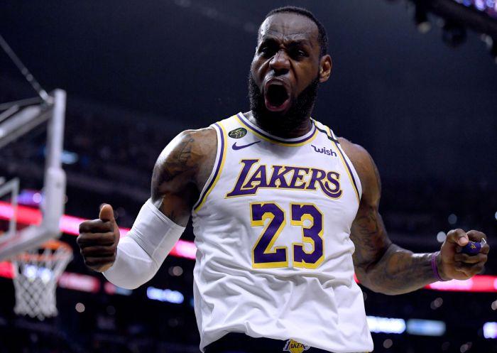 THE NBA'S RETURN
