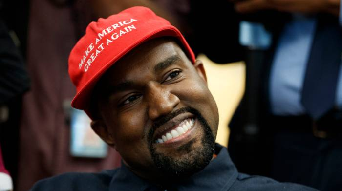 WHAT WOULD KANYE WEST HAVE TO DO TO LAUNCH A LATE WHITE HOUSEBID