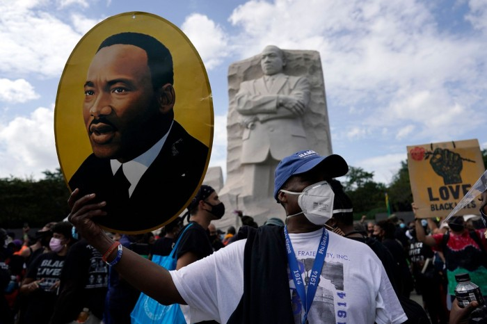 MLK WARNED US ABOUT MODERATES. ARE WELISTENING?